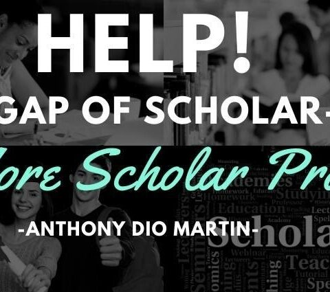 Help! There's a Big Gap of Scholar-Practitioner,  and We Need More Scholar Practitioners!